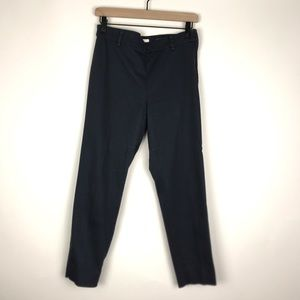 H&M Charcoal Gray Ankle/Cropped Pants Size 10